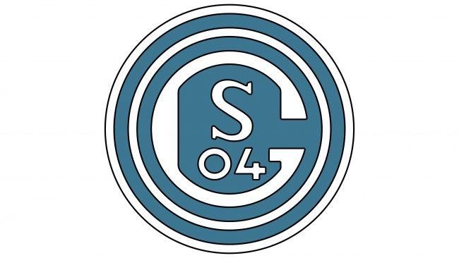 Schalke 04 Logotipo 1963-1965