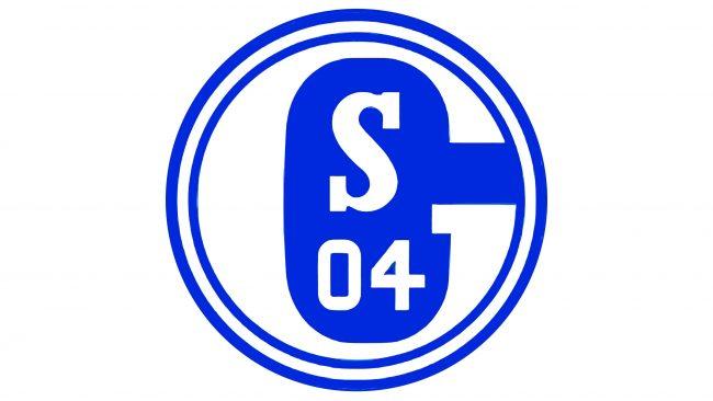 Schalke 04 Logotipo 1965-1968