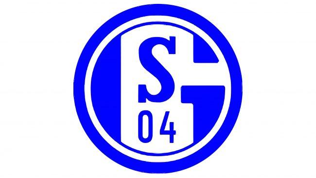 Schalke 04 Logotipo 1968-1971