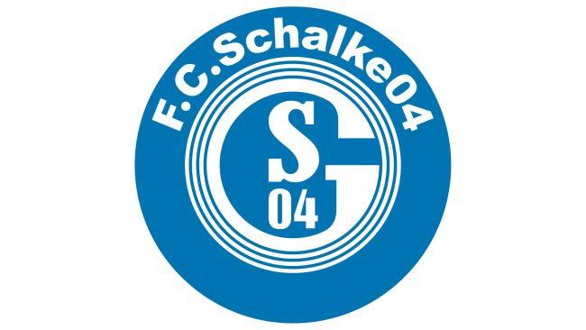 Schalke 04 Logotipo 1971-1978
