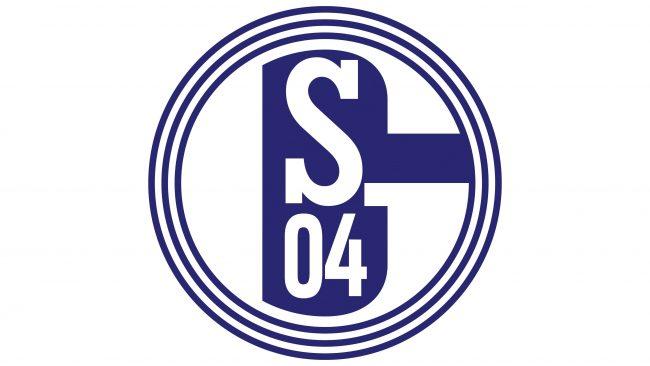 Schalke 04 Logotipo 1978-1995