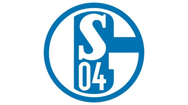 Schalke 04 Logotipo 1995-presente
