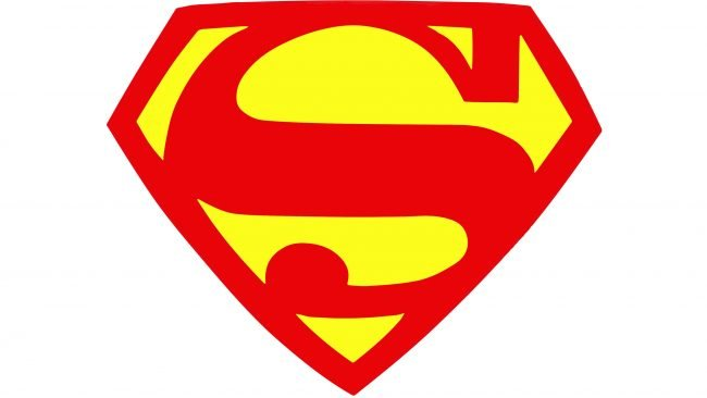 Superman Logotipo 1955-1986