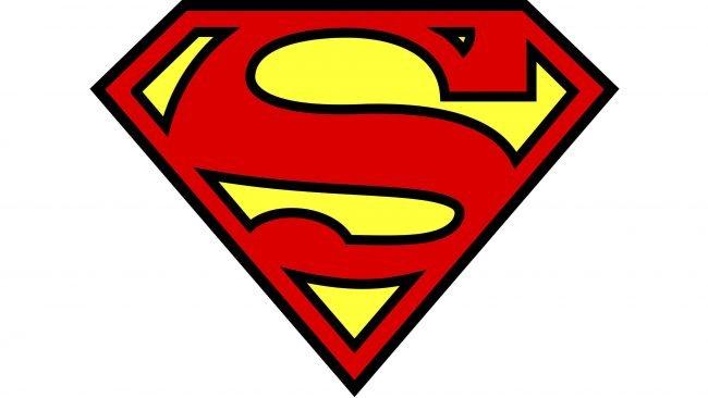 Superman Logotipo 1977-presente