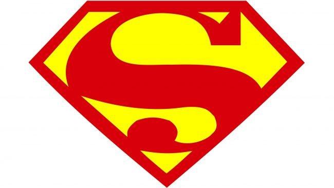 Superman Logotipo 1986-1992