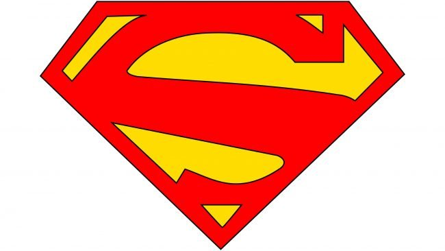 Superman Logotipo 2011-2016