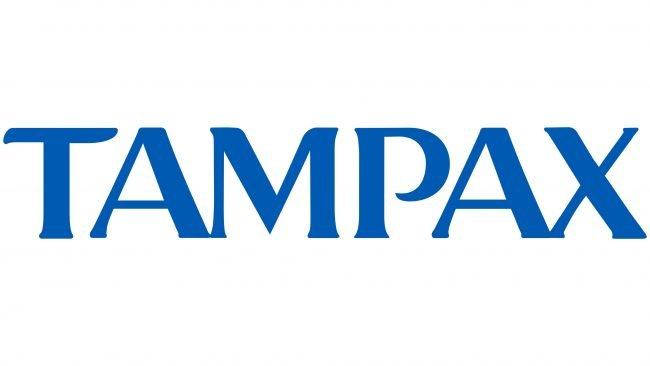 Tampax Logotipo 2003-presente
