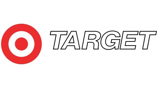 Target Logotipo 1968-1974