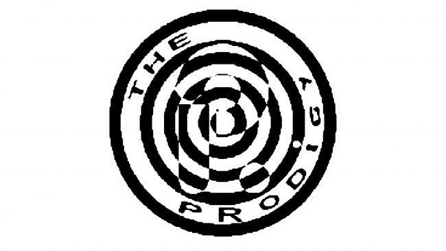 The Prodigy Logotipo 1990-1996