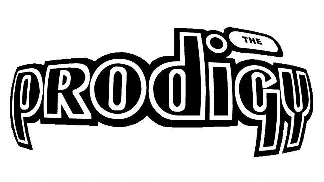 The Prodigy Logotipo 1994-1996