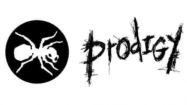 The Prodigy Logotipo 1999