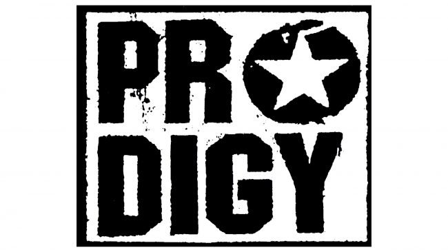 The Prodigy Logotipo 2001-2004