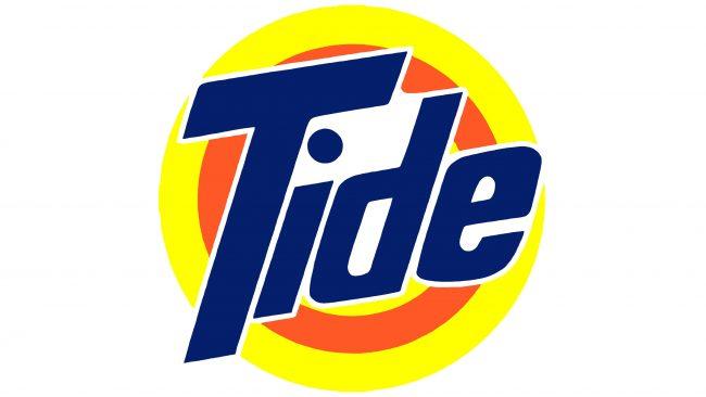Tide Logotipo 1966-1996