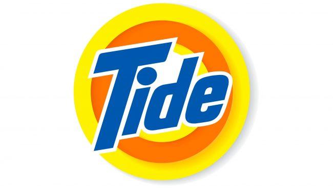 Tide Logotipo 1996-2008