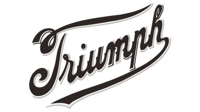 Triumph Logotipo 1907-1914