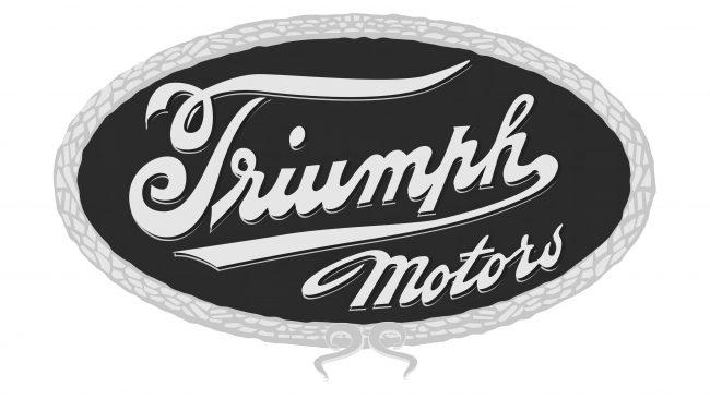 Triumph Logotipo 1915-1922