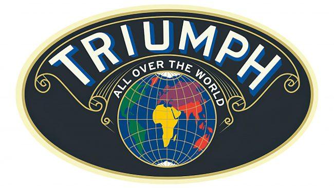 Triumph Logotipo 1932-1933