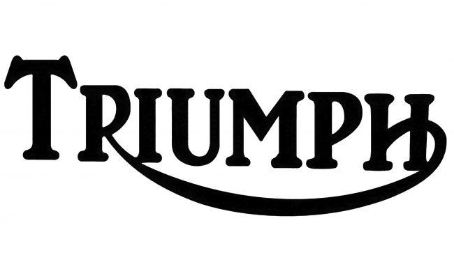 Triumph Logotipo 1934-1936