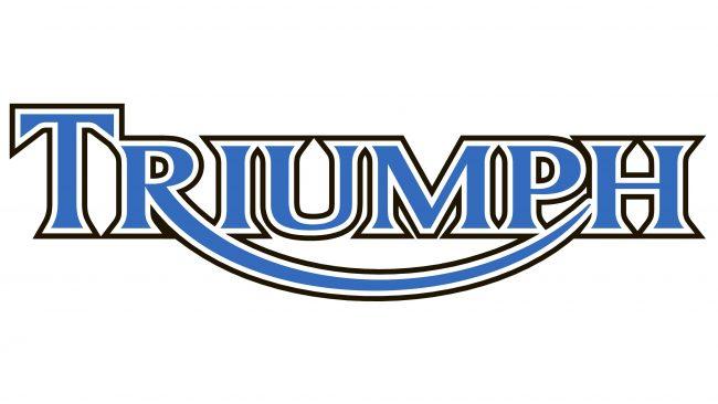 Triumph Logotipo 1990-2004