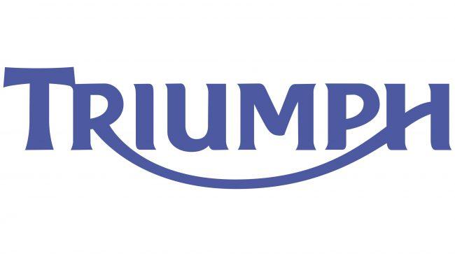 Triumph Logotipo 2005-2012