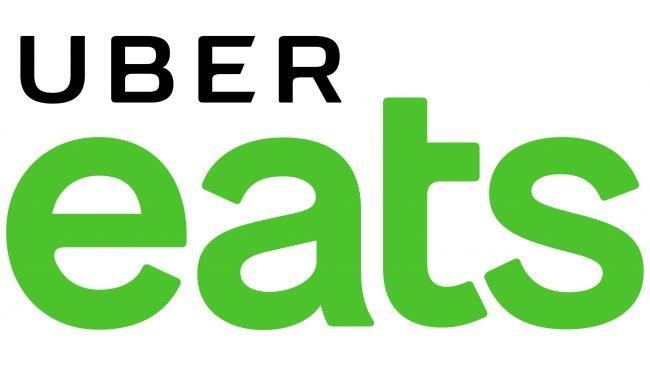 Uber Eats Logotipo 2017-2018