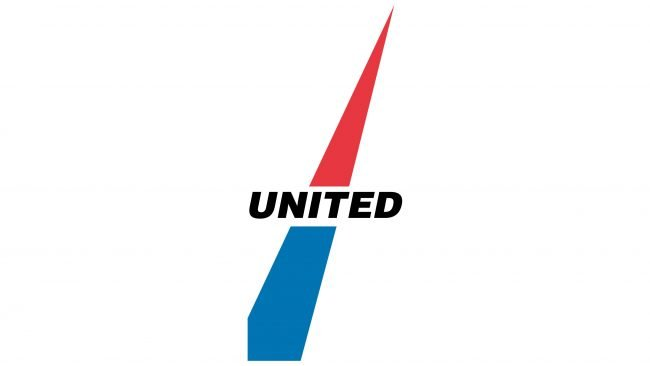United Airlines Logo 1961-1971