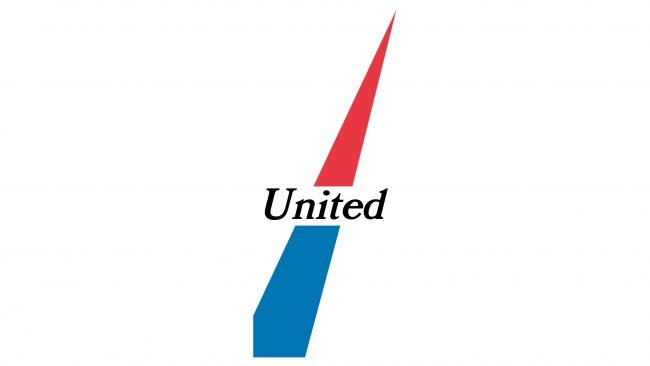 United Airlines Logotipo 1971-1974