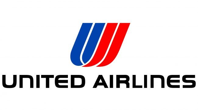 United Airlines Logotipo 1974-1993