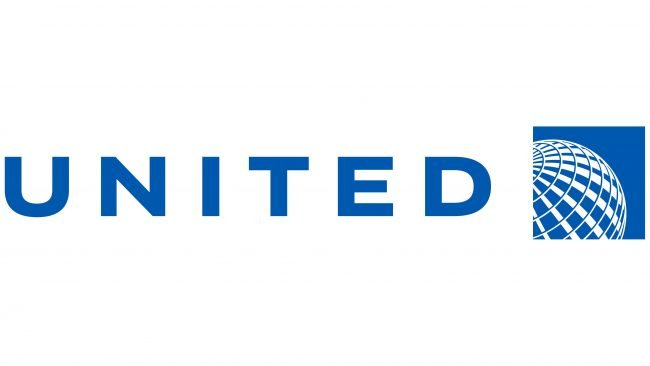 United Airlines Logotipo 2010-2019