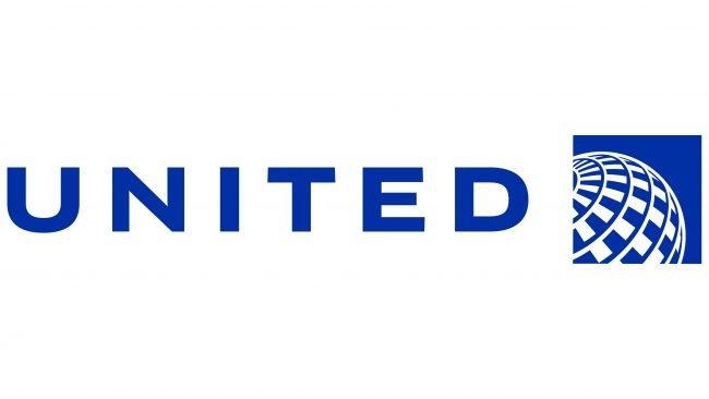 United Airlines Logotipo 2019-presente