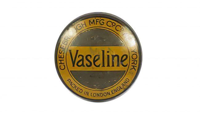 Vaseline Logotipo 1928-1969