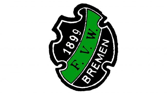 Werder Bremen Logotipo 1911-1924