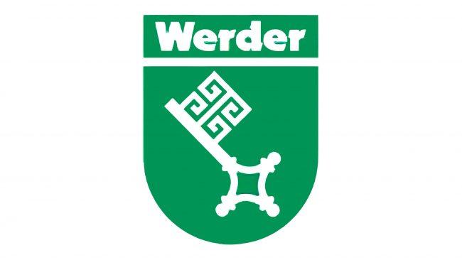 Werder Bremen Logotipo 1976-1977