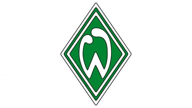 Werder Bremen Logotipo 1977-1981
