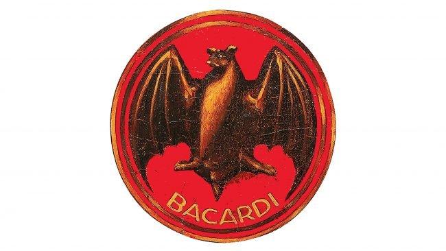 Bacardi Logotipo 1890-1900