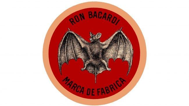 Bacardi Logotipo 1931-1959