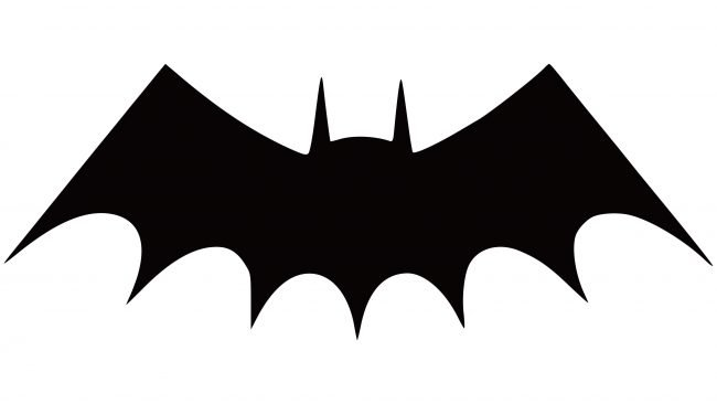 Batman Logotipo 1944-1946