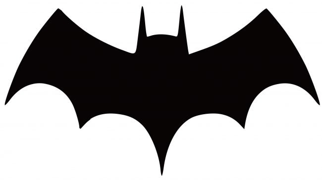 Batman Logotipo 1946-1950