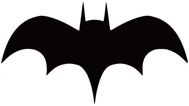 Batman Logotipo 1950-1956