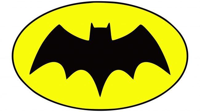 Batman Logotipo 1964-1966