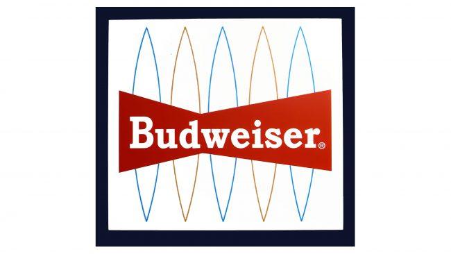 Budweiser Logotipo 1961-1963