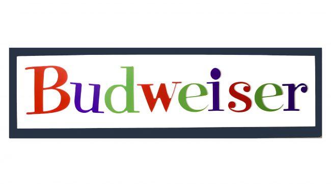 Budweiser Logotipo 1963-1968