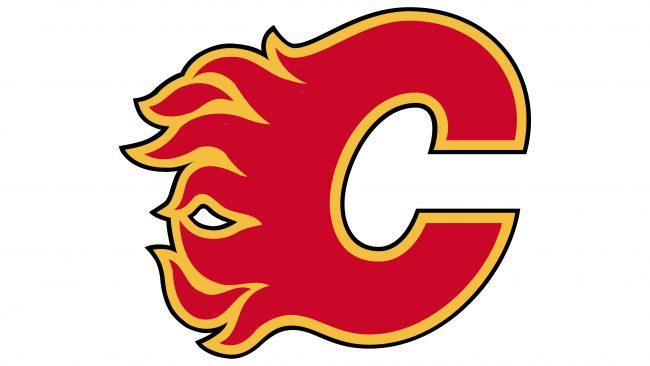 Calgary Flames Logotipo 1994-2020