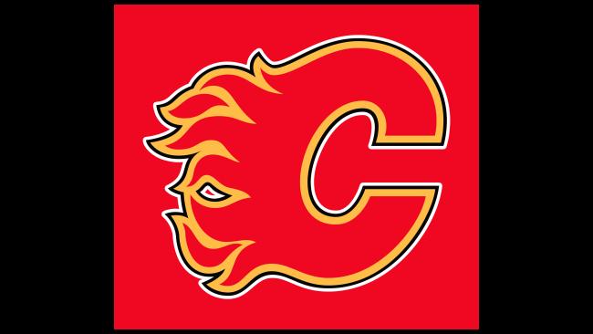 Calgary Flames Simbolo