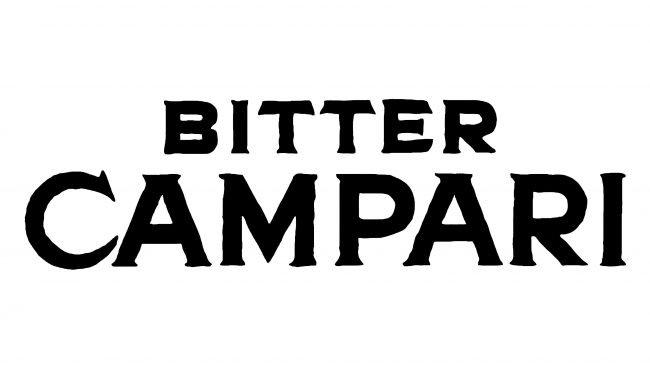 Campari Logotipo 1921-1922