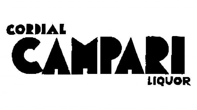 Campari Logotipo 1928-1931