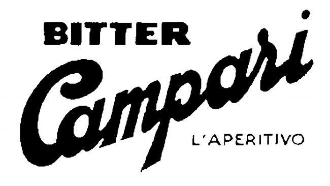 Campari Logotipo 1931-1935