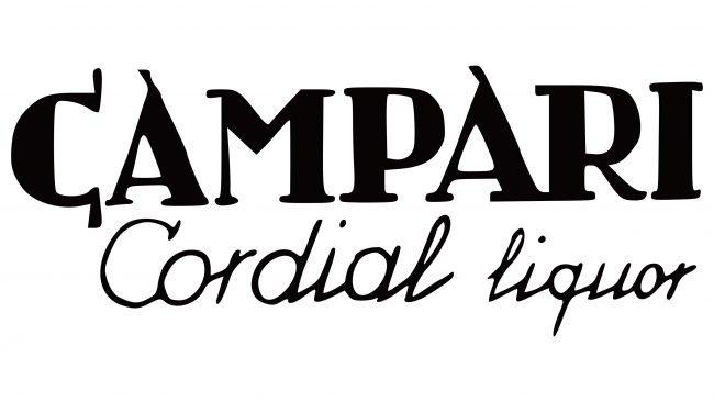 Campari Logotipo 1936-1987