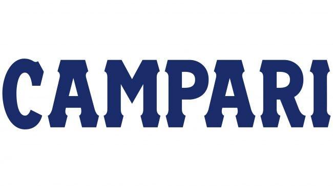 Campari Logotipo 1987-1991