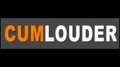 CumLouder Logo